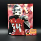 Lavonte David Tampa Bay Buccaneers Autographed 8x10 Photograph