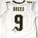 Drew Brees Autographed New Orleans Saints Custom Jersey