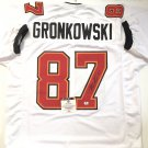 Rob Gronkowski Autographed Tampa Bay Buccaneers Jersey