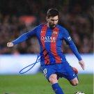 Lionel Messi FC Barcelona Autographed 8x10 Photograph