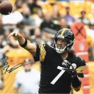 Ben Roethlisberger Autographed Pittsburgh Steelers 8x10 Photograph
