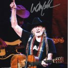 Country Legend Willie Nelson Autographed 8x10 Photograph