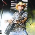 Country Music Star Jason Aldean Autographed 8x10 Photograph