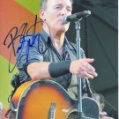 Music Legend Bruce Springsteen Autographed 8x10 Photograph