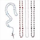 Antique Finish Rosary Beads (Set of 4)