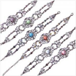 Cat's Eye Bracelets (Set of 6)