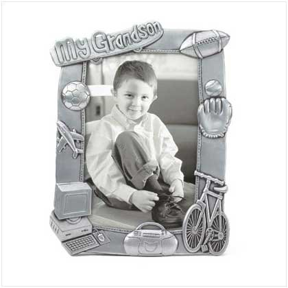 """My Grandson"" Photo Frame"