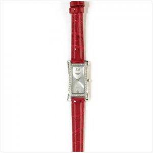 Red Modern Fashion Watch