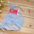 New Sexy Lace Nylon Lingerie Vintage Bikini Panties L20