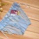 New Sexy Lace Nylon Lingerie Vintage Bikini Panties L24