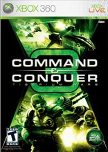 Command and Conquer 3 Tiberium Wars Xbox 360