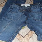 LADIES  STRETCH MOSSIMO JEANS 1