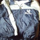 AUTHENTIC NY YANKEES SPRING JACKET L 12/14