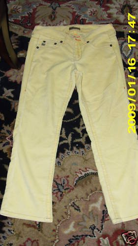 LEI CORDS AND JEANS size 9