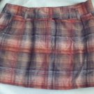 2 NWT RUE 21 PLAID MINI SKIRTS 0/1 READ DESCRIPTION