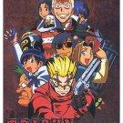 TRIGUN [3 DVD] TV EPS 1-26 COMPLETE ENGLISH SET