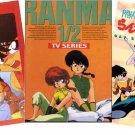 RANMA 1/2 [22 DVD] TV EPS 1-161 +OVA +MOVIE ENGLISH SET