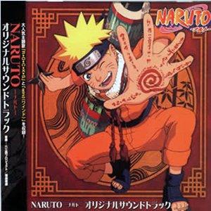 NARUTO OST ORIGINAL VOL.1 CD SOUNDTRACK