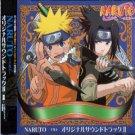 NARUTO OST ORIGINAL VOL.2 CD SOUNDTRACK
