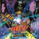 NARUTO OST MOVIE: SNOW PRINCESS CD SOUNDTRACK