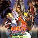 NARUTO OST MOVIE: PHANTOM RUINS CD SOUNDTRACK