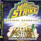 DANCE DANCE REVOLUTION DDR STRIKE MUSIC CD SOUNDTRACK