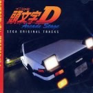 INITIAL D ARCADE STAGE SEGA CD SOUNDTRACK