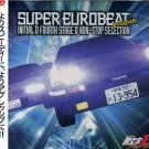 INITIAL D FOURTH STAGE NON-STOP SELECTION CD SOUNDTRACK