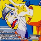 NARUTO BEST HIT COLLECTION 2 CD SOUNDTRACK