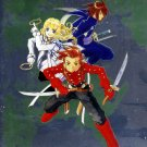 TALES OF SYMPHONIA ORIGINAL CD SOUNDTRACK