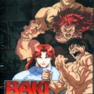 BAKI THE GRAPPLER TV SERIES PART 1 [3 DVD]