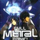 FULL METAL PANIC! THE SECOND RAID TSR [2 DVD]