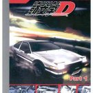 INITIAL D 1ST STAGE (3-DVD)