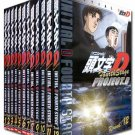 INITIAL D FOURTH STAGE VOL. 1 - 12 (12-DVD)