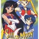 SAILOR MOON SEASON 1 & 2 (6-DVD)