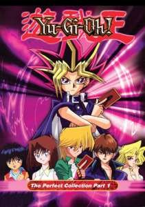 YU-GI-OH! THE PERFECT COLLECTION PART 1 [5 DVD]