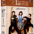 LOVE NEED MIRACLE (10-DVD)
