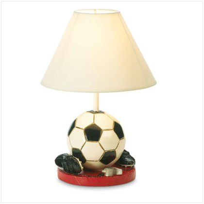 Kids Soccer Ball Lamp