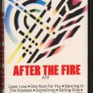 AFTER THE FIRE--ATF Cassette Tape