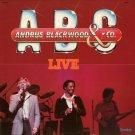 ANDRUS, BLACKWOOD & CO.--LIVE Vinyl LP