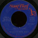 "THE BIBLICAL GOSPEL SINGERS--""""IT'S SO EASY NOW"""" (3:21)/""""I JUST THANK YOU LORD"""" (3:35) 45 RPM 7"""""