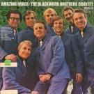 THE BLACKWOOD BROTHERS QUARTET--AMAZING GRACE Vinyl LP