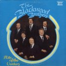 THE BLACKWOOD BROTHERS--HITS OF THE CENTURY Vinyl LP