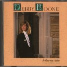 DEBBY BOONE--BE THOU MY VISION Compact Disc (CD)