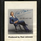 PAT BOONE--JUST THE WAY I AM 8-Track Tape