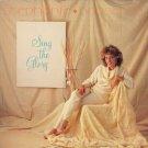 STEPHANIE BOOSAHDA--SING THE GLORY 1984 Vinyl LP