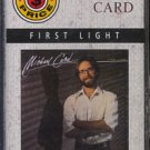MICHAEL CARD--FIRST LIGHT Cassette Tape