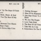 BOB CARLISLE--THE BEST OF COLLECTION Cassette Tape