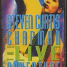 STEVEN CURTIS CHAPMAN--THE LIVE ADVENTURE Cassette Tape