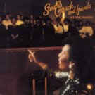 SANDRA CROUCH AND FRIENDS--WE SING PRAISES Vinyl LP